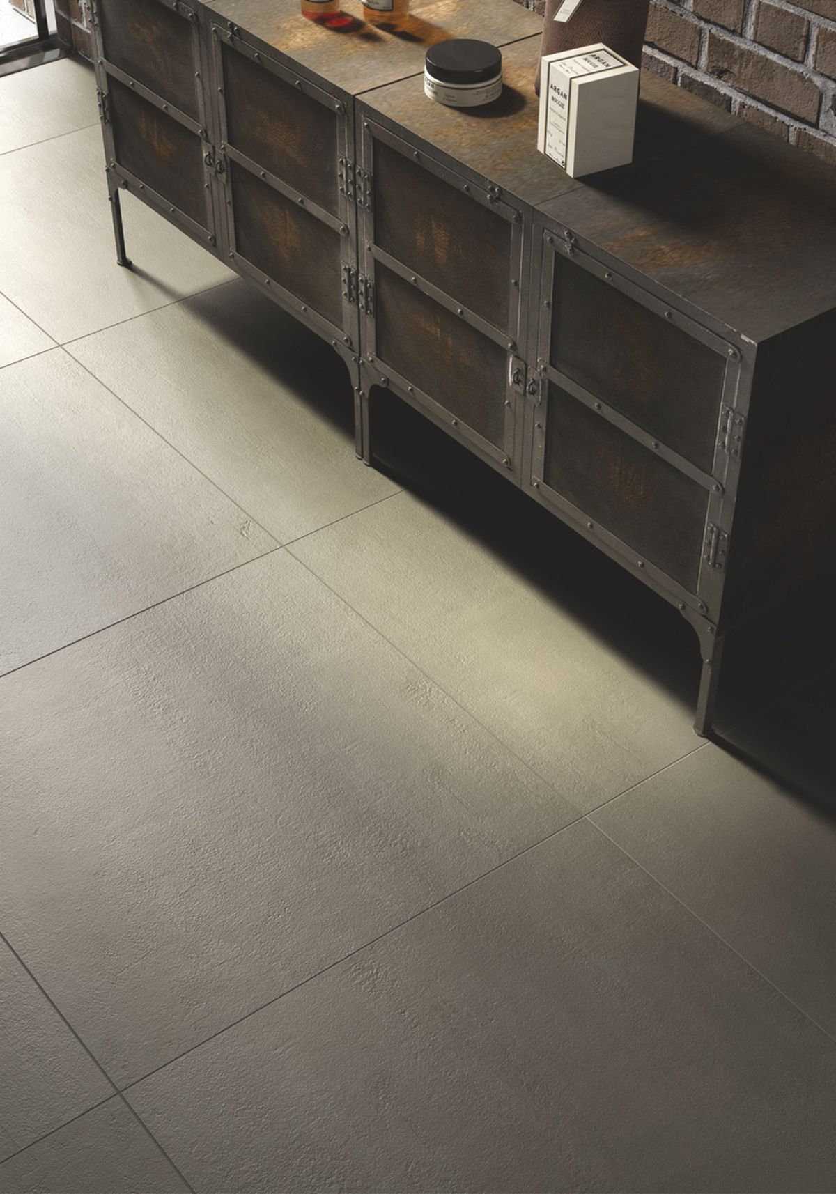 Flooring Beton Mud